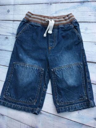 Mini Boden jeans shorts age 8 (fit age 7-8)